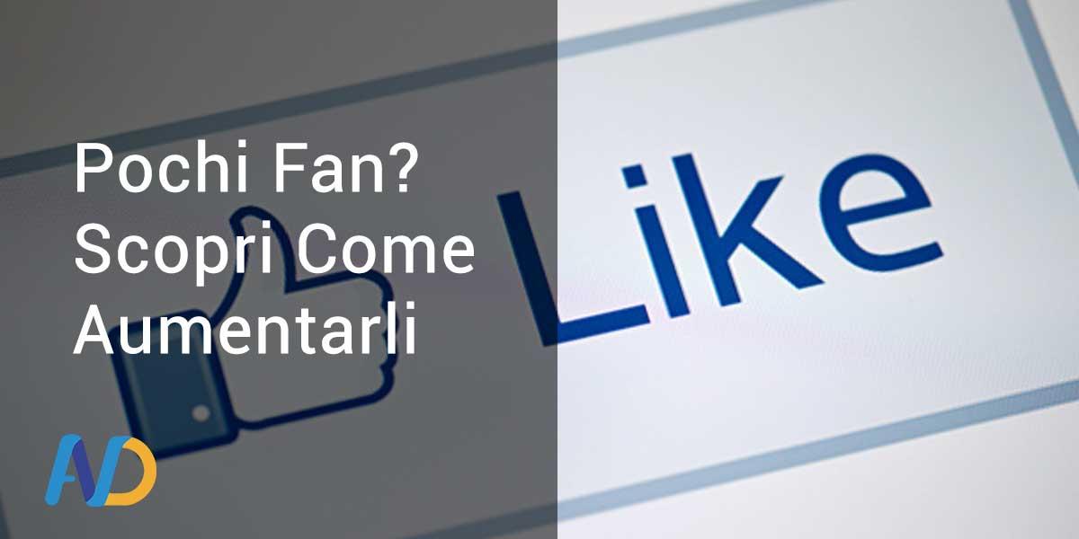 Aumentare Fan Pagina Facebook con AVdesign