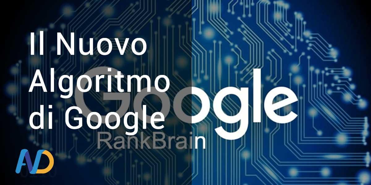 RankBrain: Il nuovo algoritmo di Google