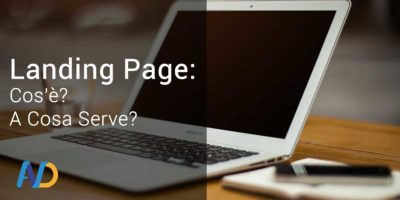 Landing Page: Cos'è e a cosa serve?