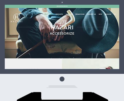 hazari portfolio - Hazari Accessorize