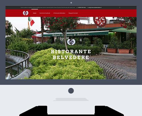 ristorante belvedere portfolio - Ristorante Belvedere