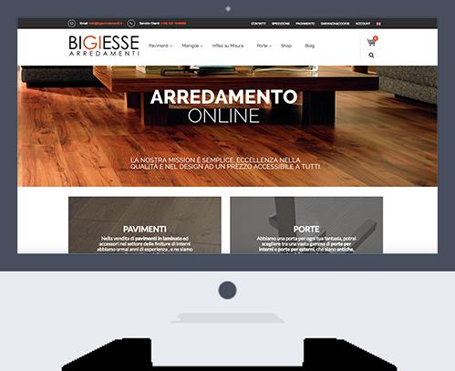 bgs arredamenti portfolio - BGS Arredamenti