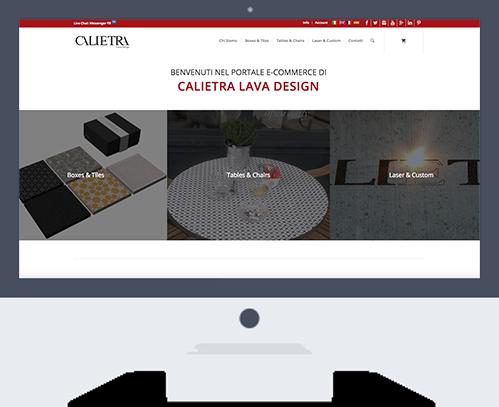 calietra portfolio - Calietra