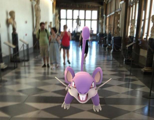 Instant Marketing con PokémonGo al Palazzo Madama