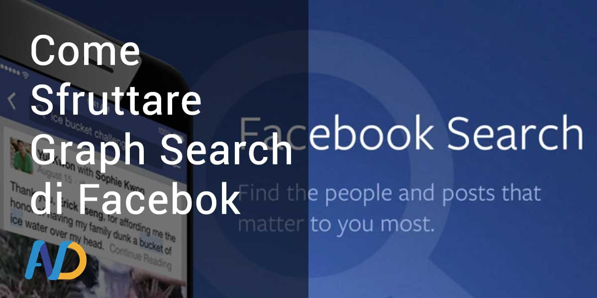 Sfruttare Graph Search per le Facebook Ads