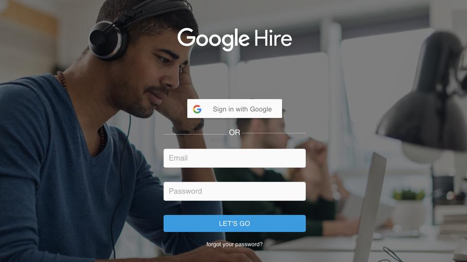 google hire - Cerchi Lavoro? In arrivo Google Hire