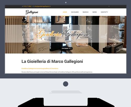 gioielleria gallegioni portfolio - Gioielleria Gallegioni