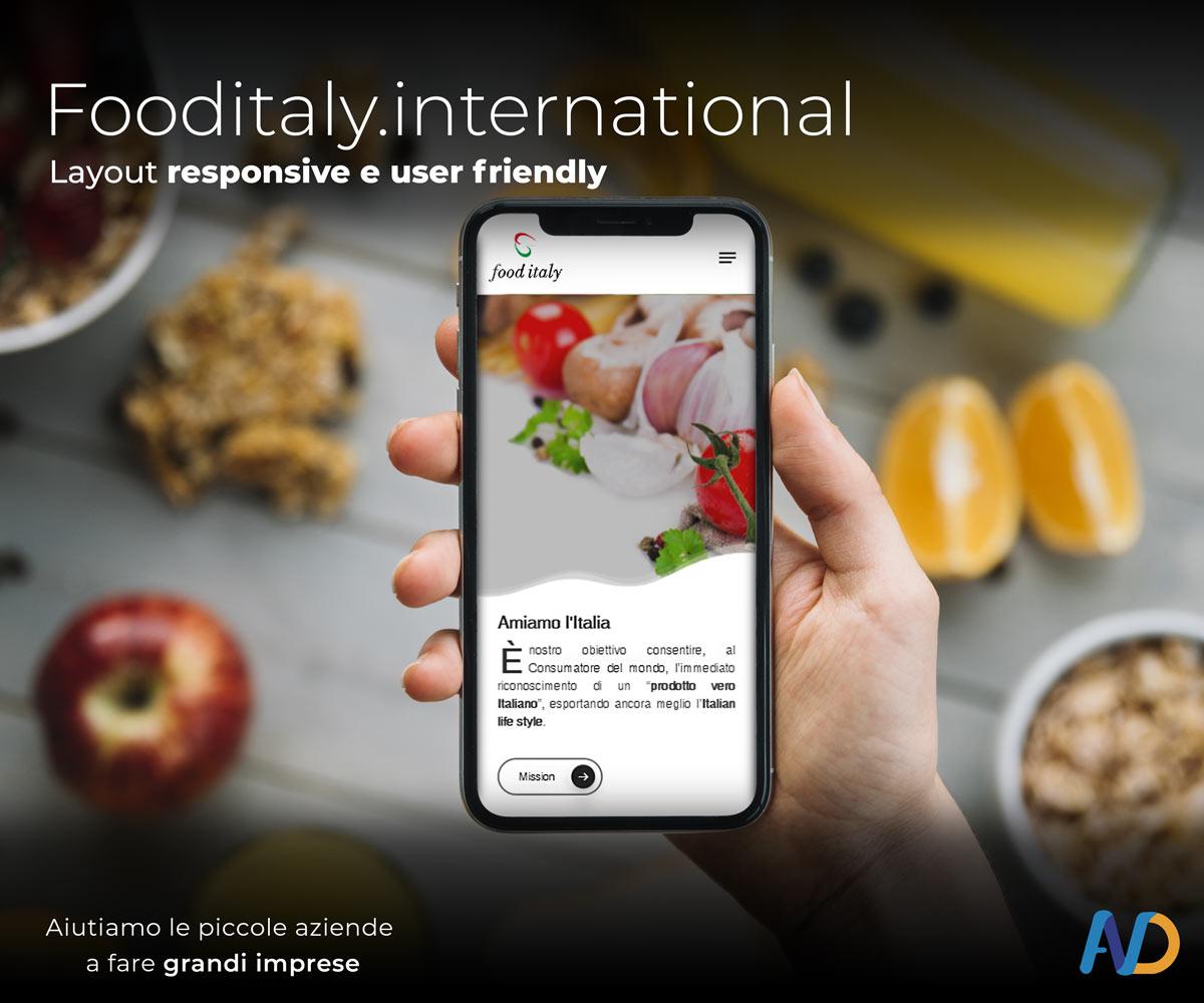 Immagini Presentazione Food Italy Istituzionale Mobile2