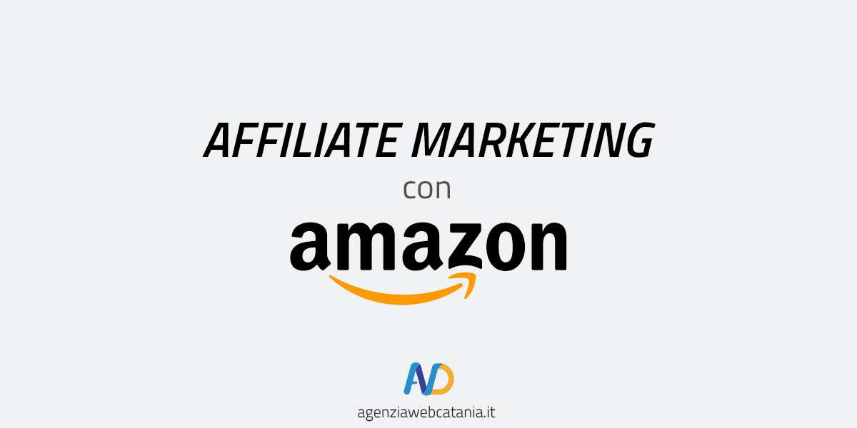 Affiliate Marketing con Amazon