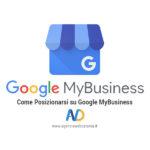 Google MyBusiness: Come Posizionarci
