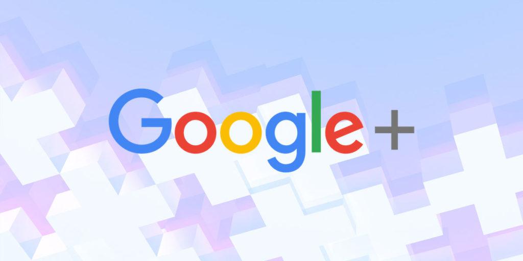 Addio Google Plus