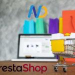Creare un sito ecommerce con Prestashop