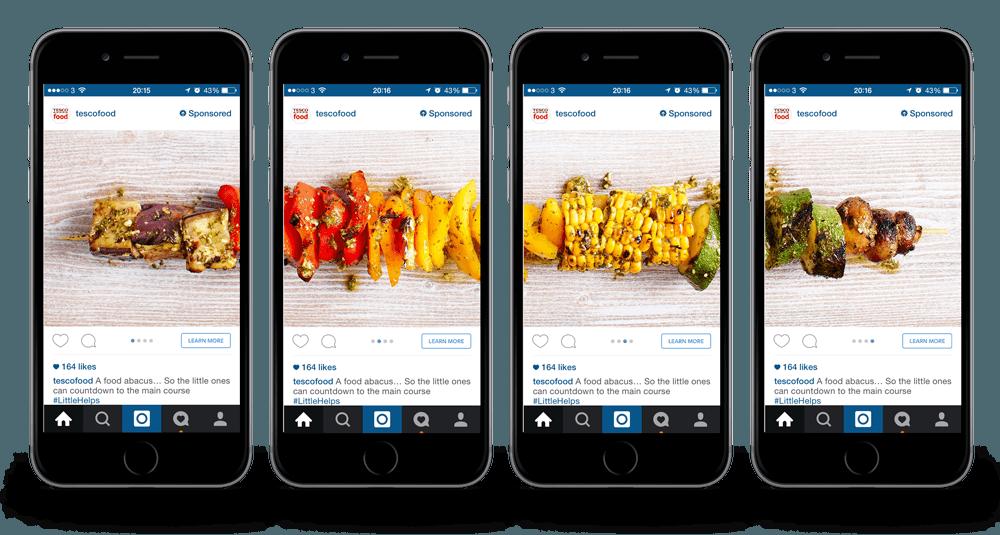 Pubblicità Instagram Ads