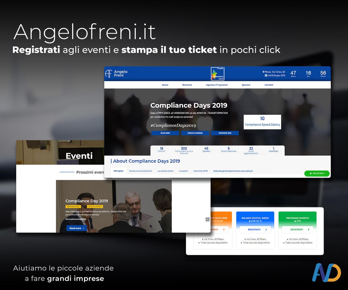 Immagini Presentazione Angelo Freni    Eventi
