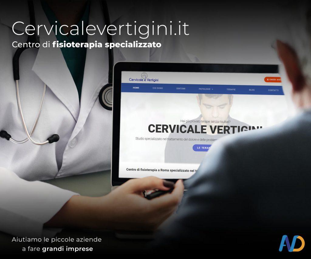Immagini Presentazione Cervicale Vertigini   Copertina