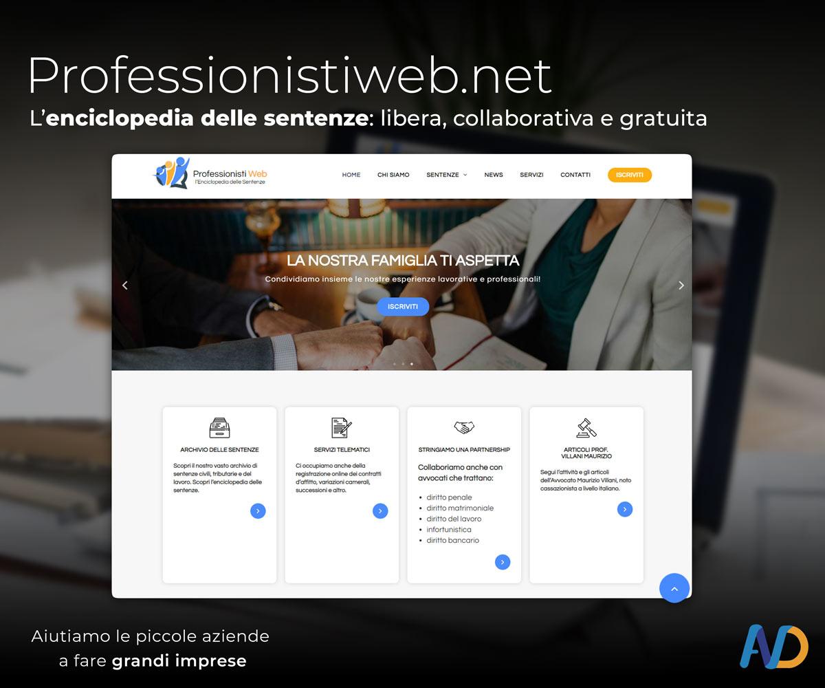 Immagini Presentazione Professionisti Web  Home