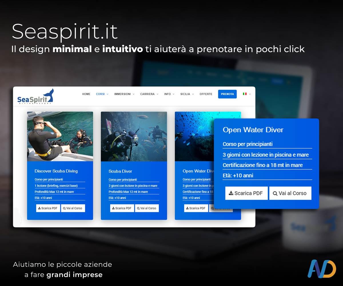 Immagini Presentazione Seaspirit   Corsi 2