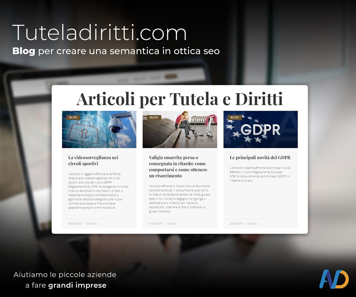 Immagini Presentazione Tutela Diritti   Blog