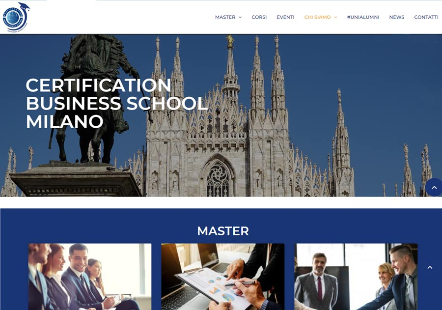 Presentazione Certification Business School3