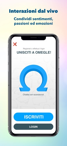 Omegle iOS