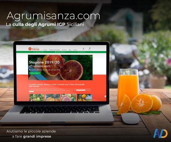 Agrumi Sanza Facebook