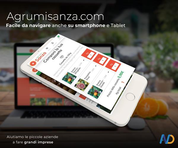 Agrumi Sanza Mobile