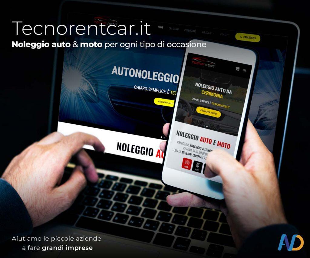 TecnoRentCar Facebook